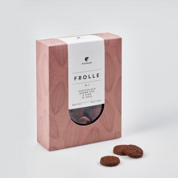 Frolle n. 1 - Cioccolato gran cru e fior di sale